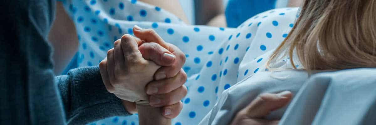 partner ondersteunen na de bevalling