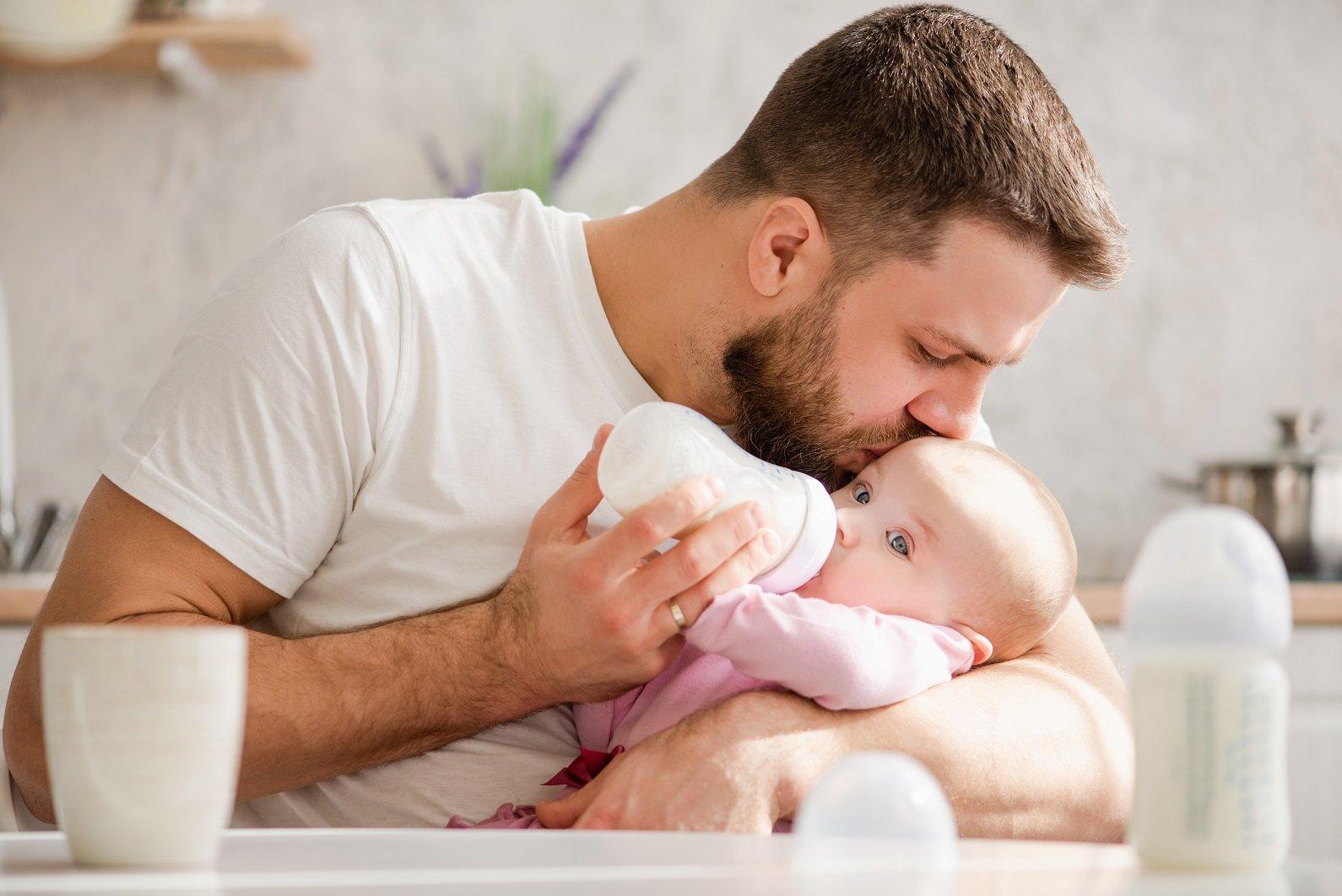 band opbouwen met je baby