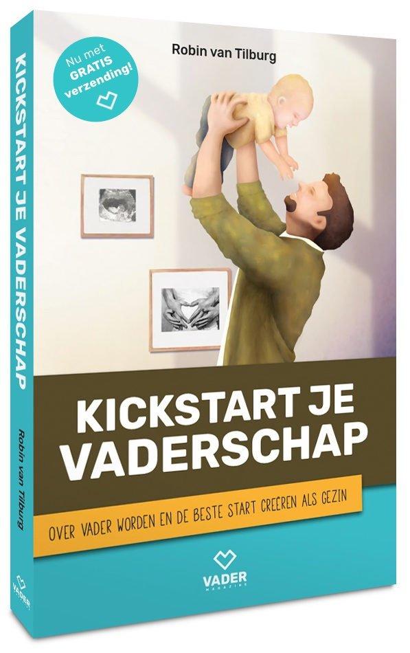 boek kickstart je vaderschap