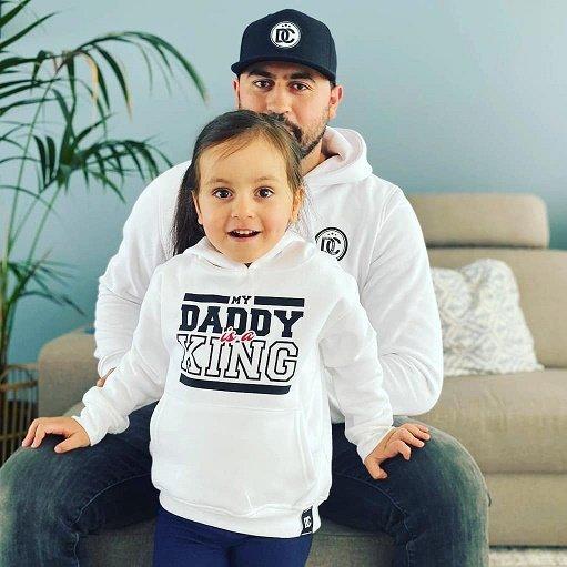kledingmerk voor vaders