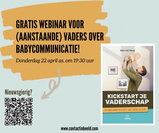 Communiceren met je baby - visual Webinar