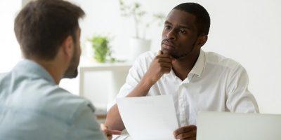 vaderschapsverlof bespreken met leidinggevende